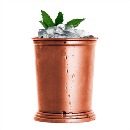 Copper Ice Pot