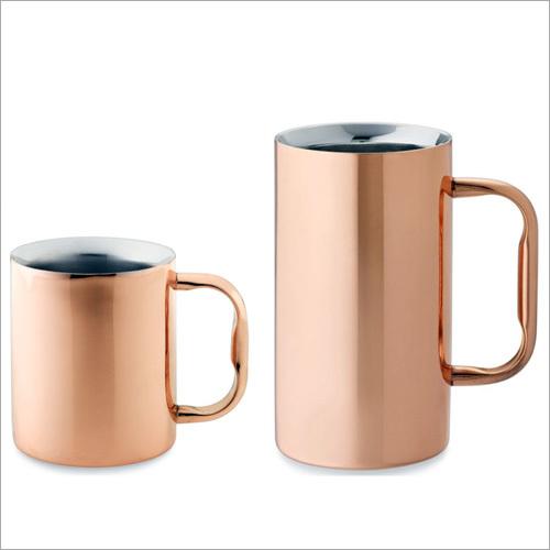 Copper Water Jug