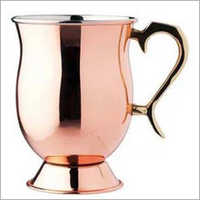 Polished Copper Jug