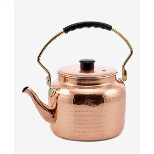 Solid Copper Kettle