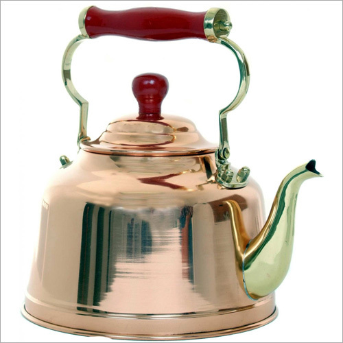 Designer Copper Kettle