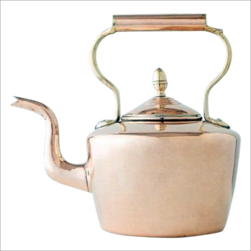 Copper Teapot