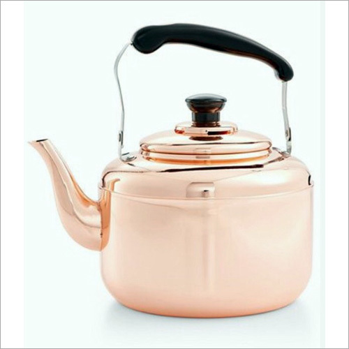 Pure Copper Teapot