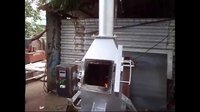 Incinerator For Resort