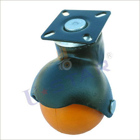 PPCP Solid Ball Castor