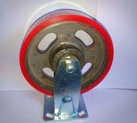 heavy duty industrial trolley wheels