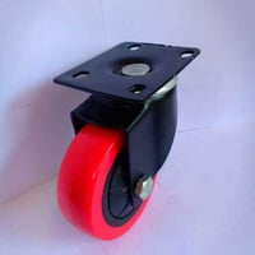 heavy duty 75mm caster wheels