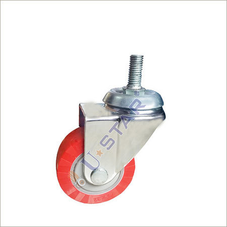 Shopping Trolley Basket Caster Wheels