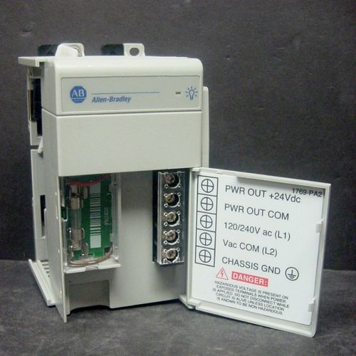 1769-PA2K Power Supply 120/240 VAC Input 2 Amp @ 5 VDC Output - Conformally Coated