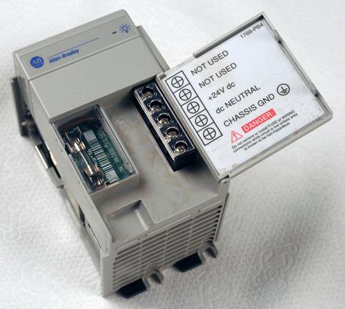 1769-PB4 Power Supply 24VDC Input 4A @ 5VDC 2A @ 24VDC