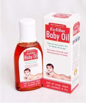 Ecliba Baby Oil