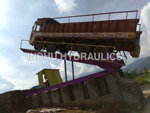Truck Tippler - 7