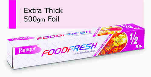 Foodfresh Aluminium Foil 1/2 kg