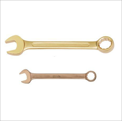 Non Sparking Combination Spanners