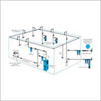 Pneumatic Piping System