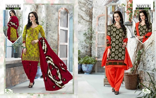 Salwar Type Mayur Collection