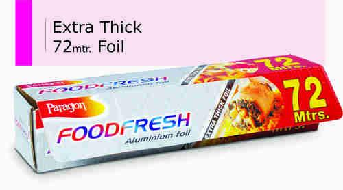 Foodfresh Aluminium Foil 72 Mtr.