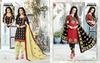 Mayur Printed Dress Material