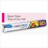 Foodfresh Aluminium Foil 50 grams