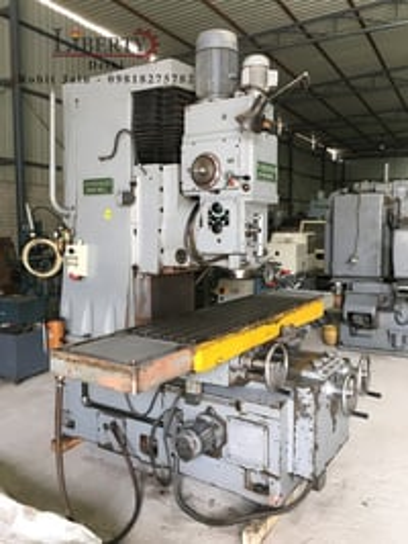 Rambaudi Rammill Milling Machine
