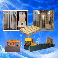 Block Pallet Production Line