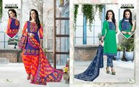 Mayur Khushi Printed Dress Materials