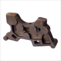 Cast Iron Water Pump Block
