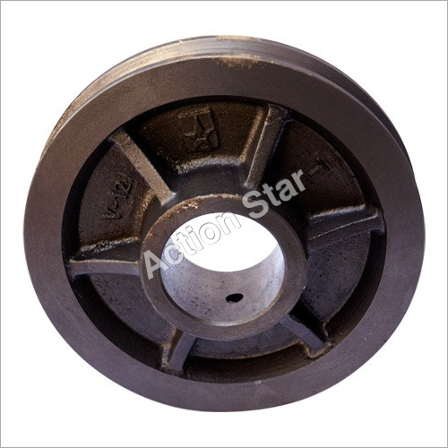 Iron Cable Pulley