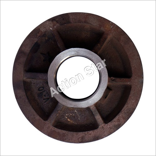 Heavy Duty Iron Pulley