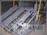 Wood Pallet Manual Nailer and Stacker