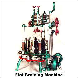 Flat Braiding Machine
