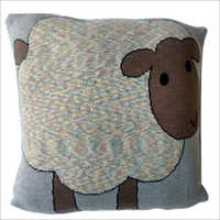 Knitted Cushion Cover