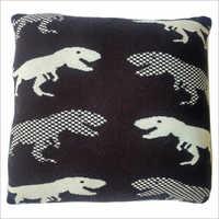 Hand Knit Cushion Cover