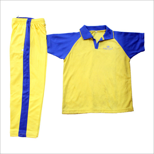 Printed Sports Uniform
