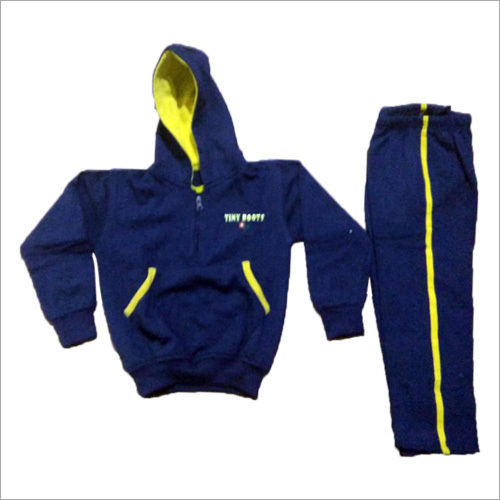 Kids Plain Tracksuit