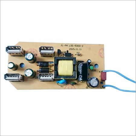 2 Ports Usb Power PCB Board