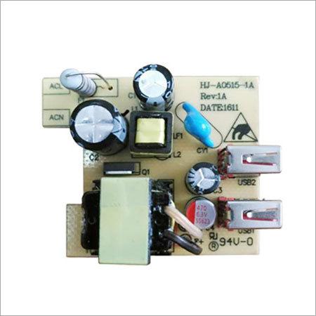 3A Usb Power Supply PCB