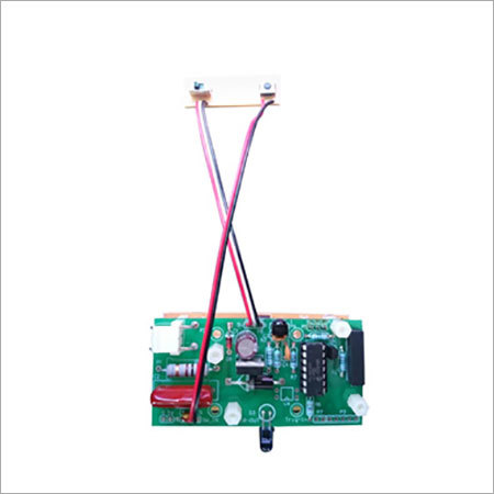 Ir Fr And Switch Board Assembly