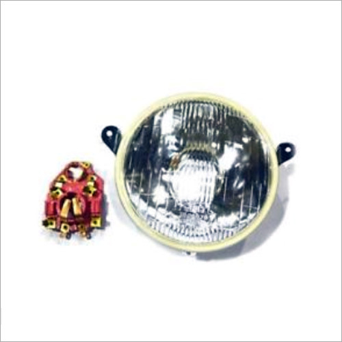 Vespa Headlight Head Lamp Assembly With Holder PX 150 EFL Scooter