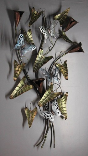 Iron Butterfly Decor
