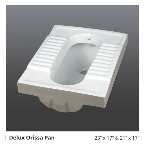 URINAL, PAN & ACCESSORIES