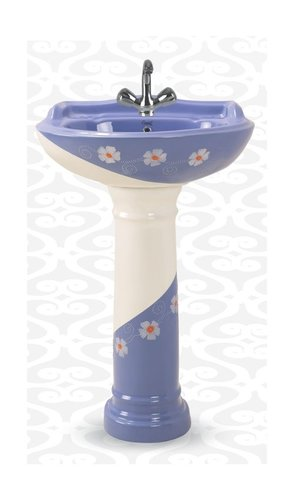 wash basin pedestal