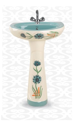 Repose Wash Basin Pedestal