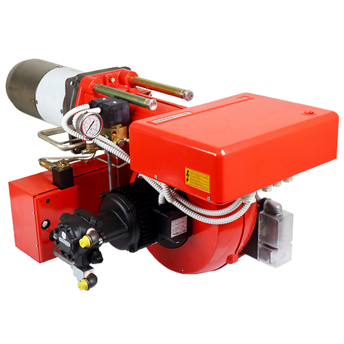Three Stage Heavy Oil Burners PRESS T/N - T/N ECO SERIES