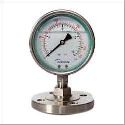 Diaphragm type Temperature Gauge