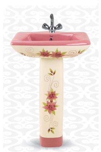 spenta wash basin pedestal