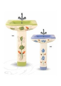 spenta wash basin pedestal