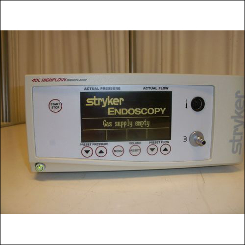 Stryker 40L High Flow Insufflator