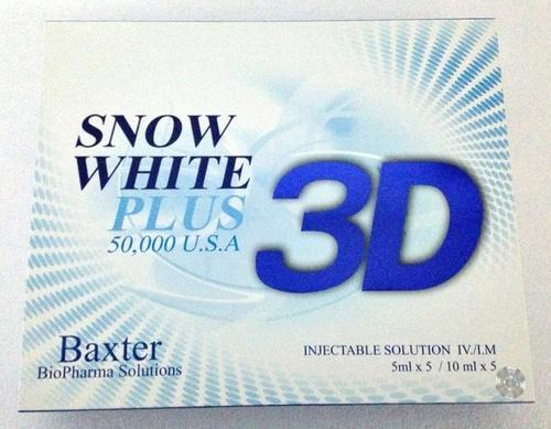 3D Snow White Plus 50000 mg