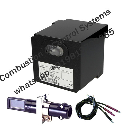 Oil Burner Controller LAL Photocell QRB, RAR